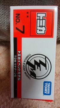 トミカ イベントモデル No.7 TDM ツナグーンS 未使用 新品 限定品