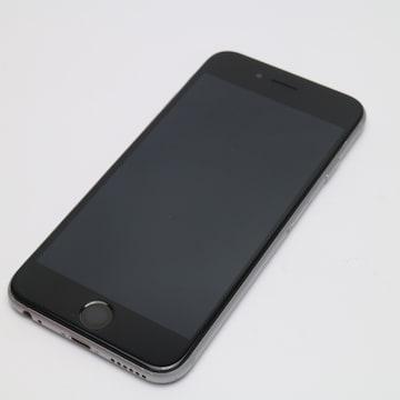 ●安心保証●美品●au iPhone6S 128GB スペースグレイ●