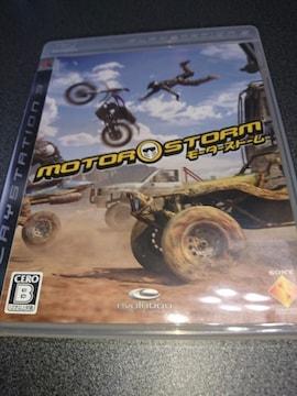 PS3!箱あり!モーターストーム!ソフト!