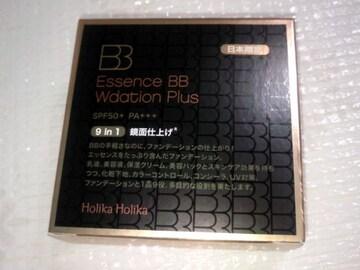 ホリカホリカ エッセンスBB Wデーションプラス しっとり崩れにくい圧巻のツヤ美肌