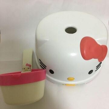 キティーちゃん お風呂セット 桶 椅子 子供用 サンリオ