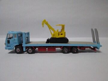 ザ・トラックコレクション第12弾 いすゞニューパワー重機運搬車