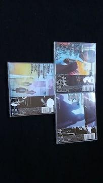欅坂46 ガラスを割れ TYPE-A+B+C DVD 帯付き 即決 長濱ねる