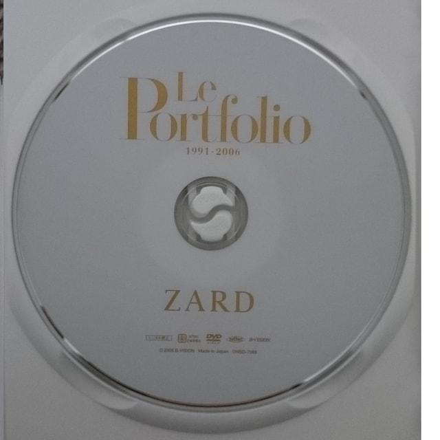 KF  ZARD Le Portfolio 1991-2006 DVD < タレントグッズの