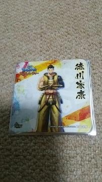 戦国BASARAバトルパーティ 徳川家康 コラボコースター 非売品