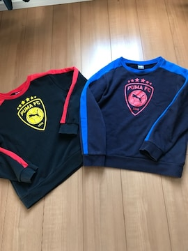 プーマ PUMA サッカーウェアーシールドスウェット トレーナー