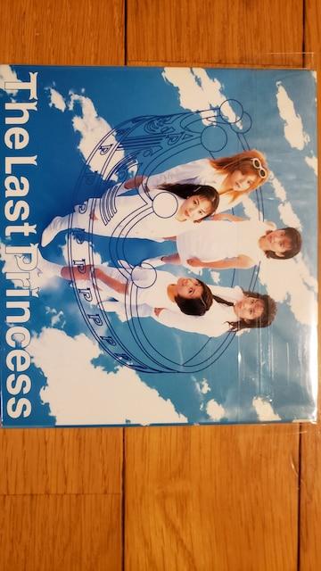 CD【THE LAST PRINCESS】 < タレントグッズの
