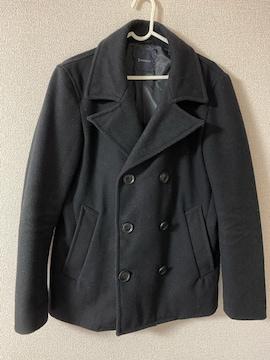 RAGEBLUE(レイジブルー)◇Pコート◇ブラック