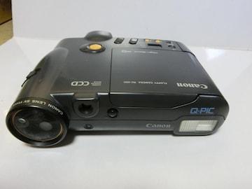 希少? Canon キャノン フロッピーカメラ  RC-250 Q-PIC
