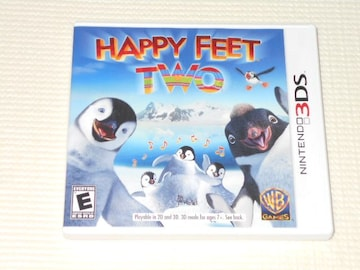 3DS★HAPPY FEET TWO 海外版