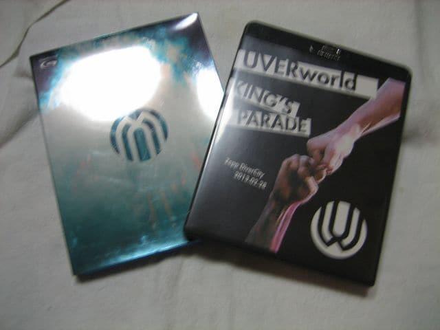 UVERworld Blu-ray LAST TOUR FINAL/KING'S PARADE 2個セット  < タレントグッズの