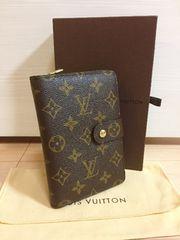 1円 ◆正規品◆ 極上美品 ルイヴィトン パピエジップ 財布