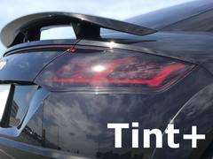 Tint+何度も貼れるスモークフィルム アウディTT 8S系テールランプ用