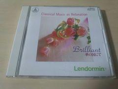 CD「Brilliant 〜華の国にて〜」1/fゆらぎ ヒーリング癒し系★