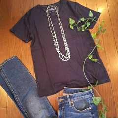 〇Journal Standard〇シンプル古着テイストのTシャツ*・゜美品