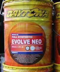 ☆ DAYTONA EVOLVE NEO. 0W-30. API-SN. ILSAC GF-5. 5GAL缶