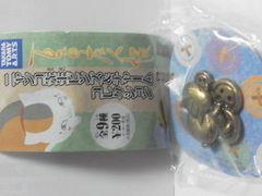 夏目友人帳ニャンコ先生ピンズ&チャームコレクションボタンとニャンコ先生ピンズ