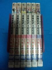 「ONE PIECE ワンピース 4th SEASON アラバスタ上陸編」DVD全巻 初回