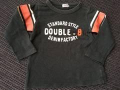 ダブルB長袖Tシャツ100センチ