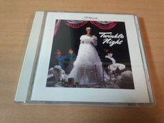TM NETWORK CD「Twinkle Night」TMN 小室哲哉●