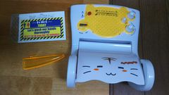 ★新品トイレラジオ AM FM 時計機能 電池式 楽しい時間★