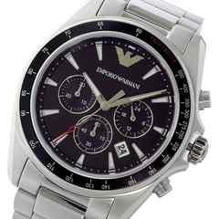 送無!エンポリオ アルマーニ  クロノ  メンズ 腕時計 AR6098