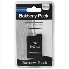 【パッケージ品】PSP2000 大容量バッテリー 2400mAh 電池 x