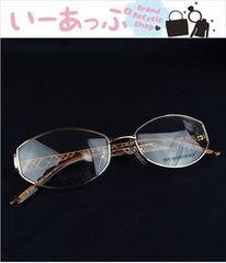 バーバリー メガネ 眼鏡 新品同様 j920