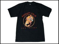 モトリークルー 新品80代 ロックバンドT オールドスクールヴィンテージロック