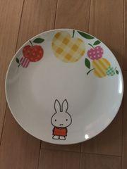 ミッフィーmiffy×LAWSON 60周年 コラボ 平皿 プレート 丸皿