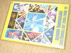 浜崎あゆみ*カウントダウンライブ2005-2006年*DVD