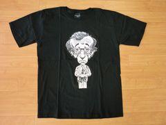 ウッディーアレン Tシャツ 黒 L