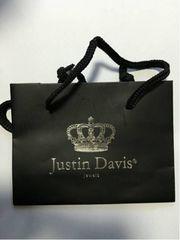 JUSTIN DAVIS(ジャスティンデイビス)◆ショップ袋◆大◆