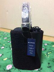 タグ付き:新品未使用:I E N Aバケツ型バッグ