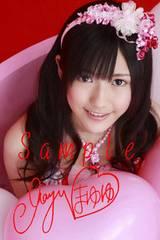 【送料無料】AKB48渡辺麻友 写真5枚セット<サイン入> 39
