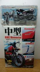 ★中型バイクメモリアル�@★ヤマハRZ350(黒)★