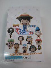 ☆デフォルマイスタープチ ワンピース Vol.3 (BOX )新品