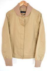 古着屋購入 リブブルゾン ジャケット アウター ミリタリー 9AR