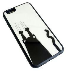 iphoneケース ひっかき猫