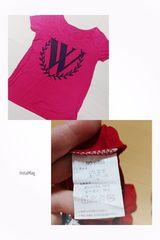 美品*GLR赤Tシャツ!!ラスト出品