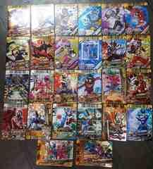 スーパー戦隊バトルダイスオーキラカード26枚詰め合わせ福袋