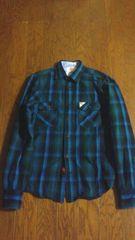フランクリン&マーシャル チェックシャツ XS イタリア製
