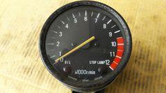 Z400FX実働タコメーター&ロア作動確認済ゼファー400Z2KHGS400CBX400スピード�B