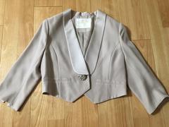 正規品 グレースコンチネンタル ラメサテンショートジャケット