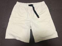 グラミチ クライミング ショート パンツ Mサイズ ナチュラル