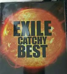 EXILE CATCHY BEST CD DVD