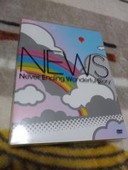 ☆NEWS☆Never Ending Wonderful Story DVD♪