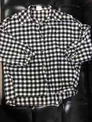 韓国子供服/ドルマンシャツ