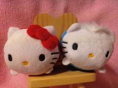 ■サンリオキャラクターズ■懐かしシリーズ★ロールお手玉★キティ&ダニエル■