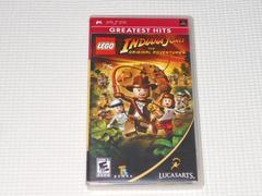 PSP★LEGO INDIANA JONES THE ORIGINAL ADVENTURES 海外版
